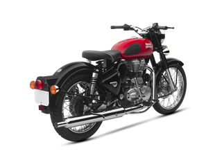 Classic 500 Redditch Red