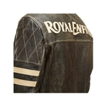 Royal Enfield Antique Drifter II Leather Jacket