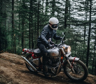 Royal Enfield Trial Works Replica